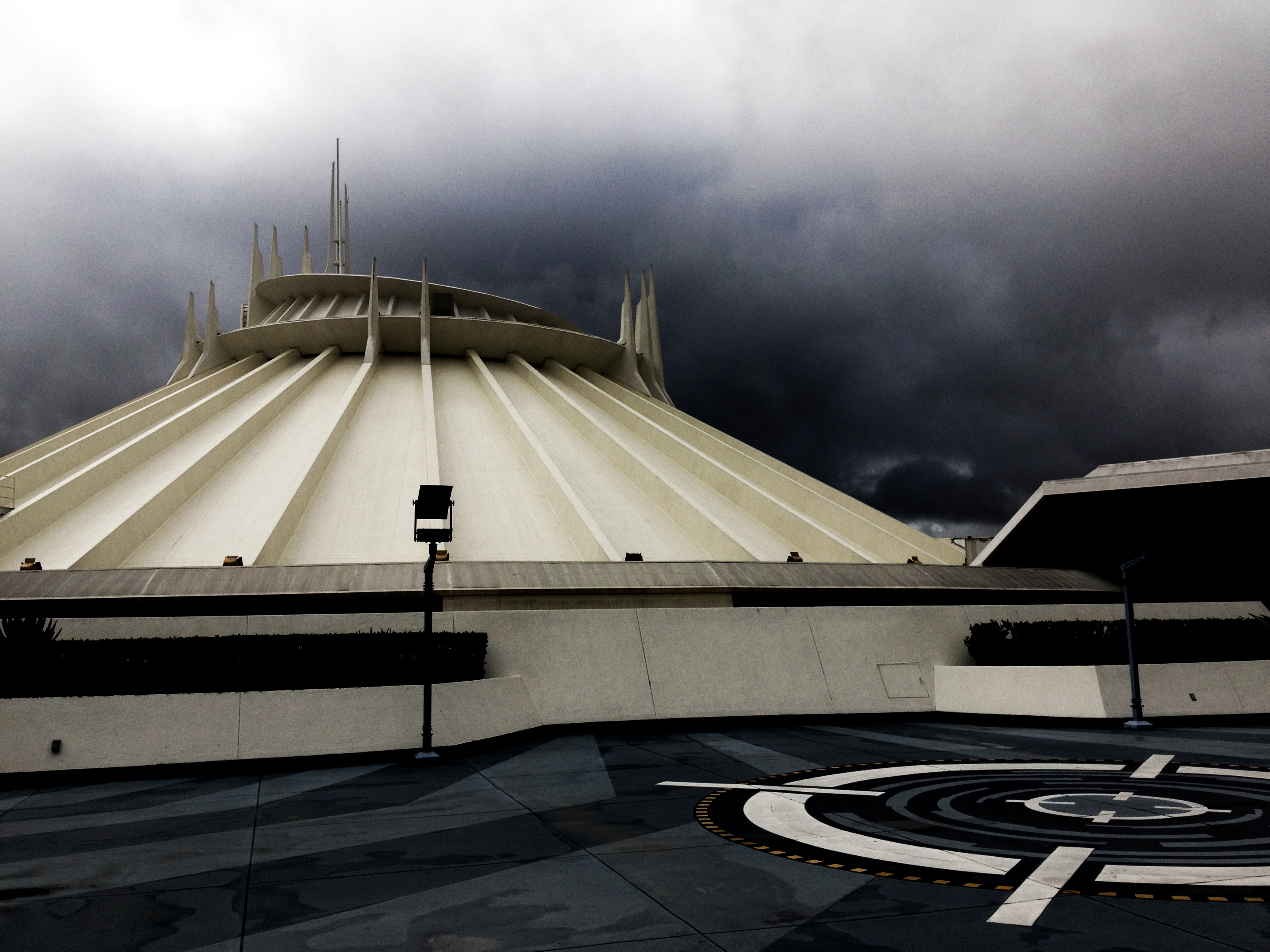 Space Mountain - December 3, 2012