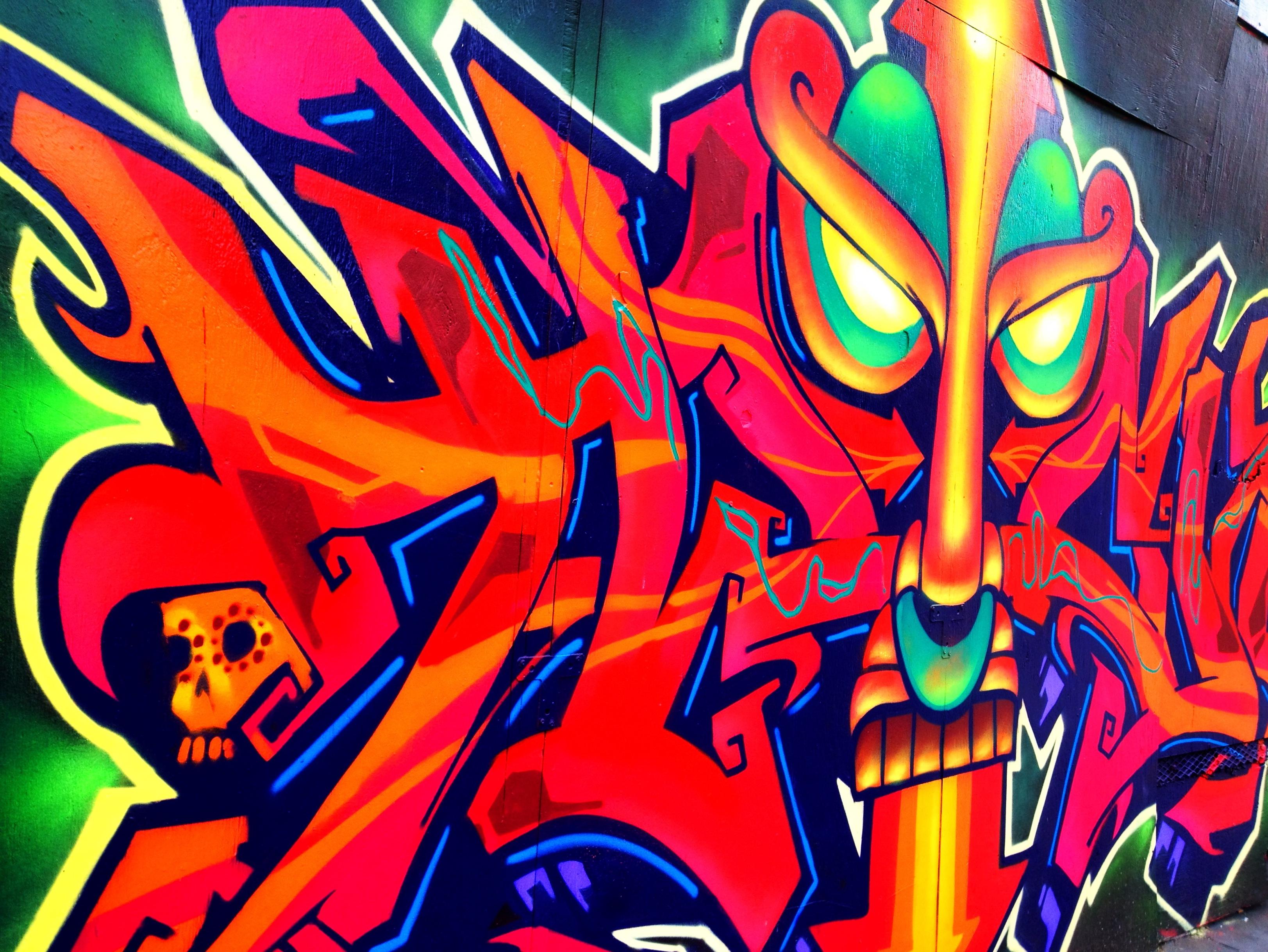 Street Art at 6th and Howard